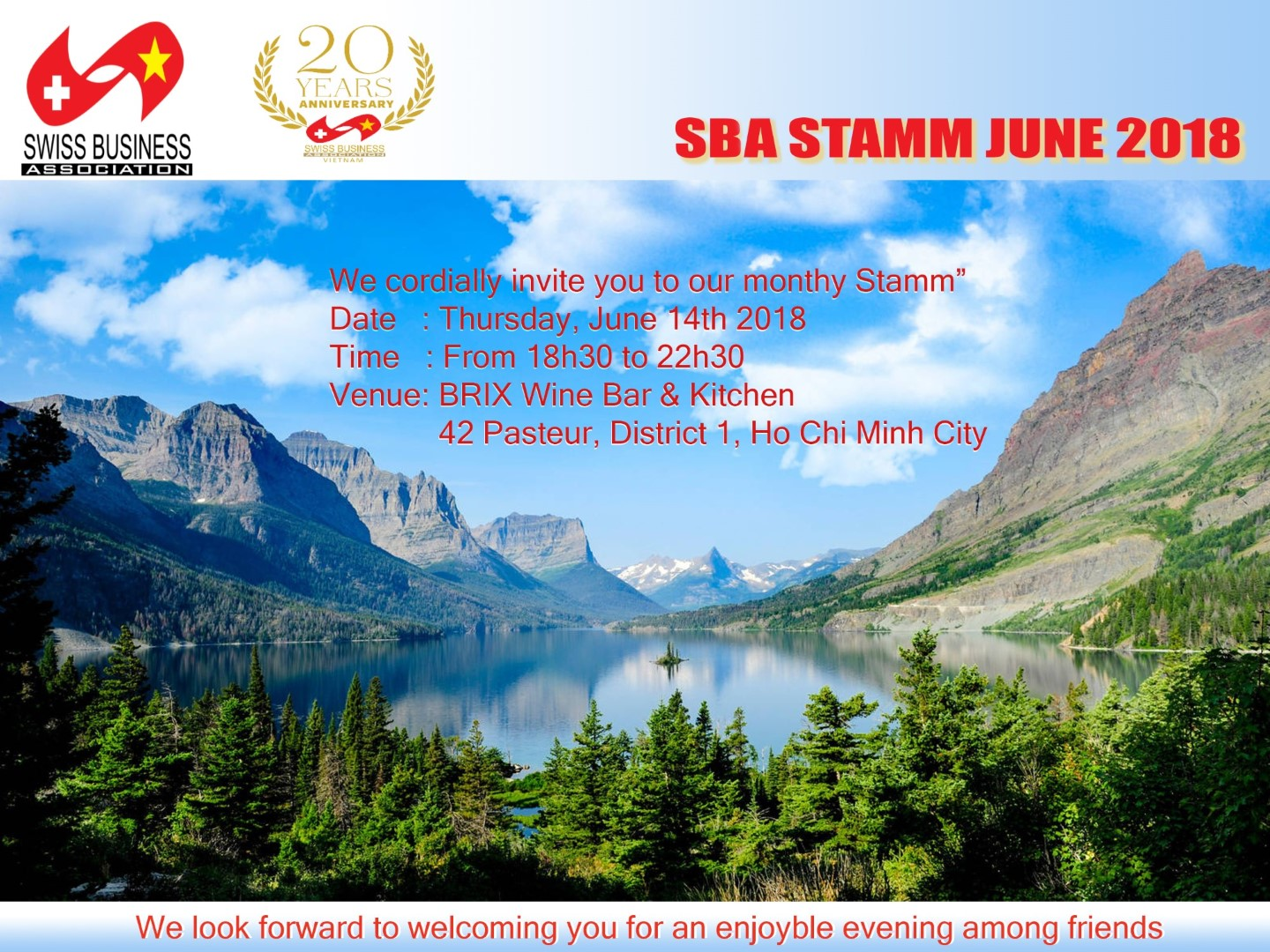 SBA Stamm of June - CEEC